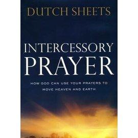 DVD - Intercessory Prayer (Dutch Sheets)
