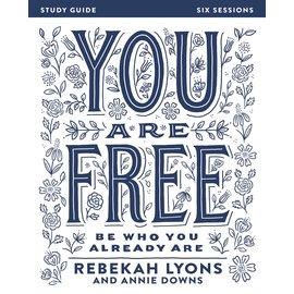 You Are Free, Study Guide (Rebekah Lyons)