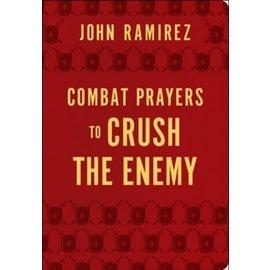 Combat Prayers to Crush the Enemy (John Ramirez), Red Leathersoft