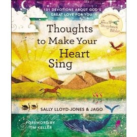 Thoughts to Make Your Heart Sing (Sally Lloyd Jones & Jago), Hardcover
