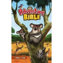 NASB 1995 Adventure Bible, Hardcover