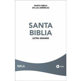 NBLA Large-Print Outreach Bible, Paperback