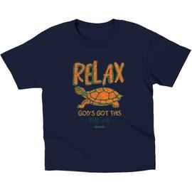 T-shirt - Relax, God's Got This
