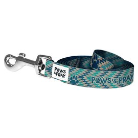Paws & Pray Pet Leash, Paws