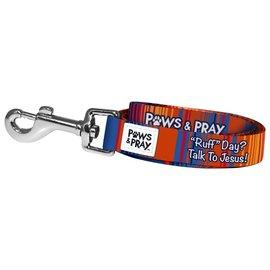 Paws & Pray Pet Leash, Ruff Day