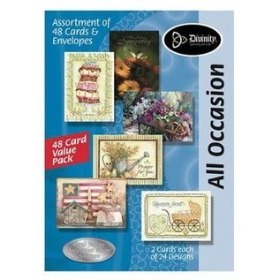 Boxed Cards - All Occasion, KJV Value Box