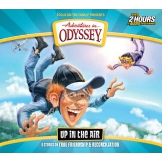AudioBook - Adventures In Odyssey #63: Up in the Air