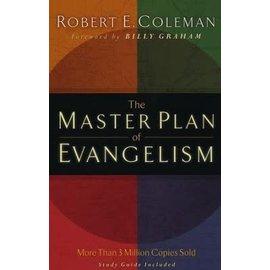 The Master Plan of Evangelism (Robert E. Coleman), Paperback