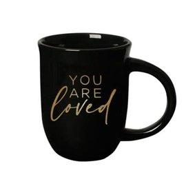 Mug - You are Loved, Black