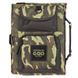Bible Cover - Trifold Organizer, Armor of God, Camouflage