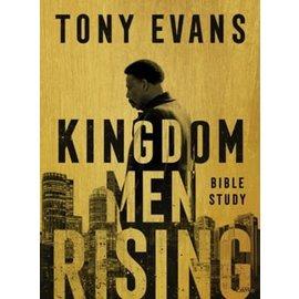 Kingdom Men Rising Bible Study (Tony Evans), Paperback