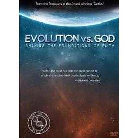 DVD - Evolution vs. God