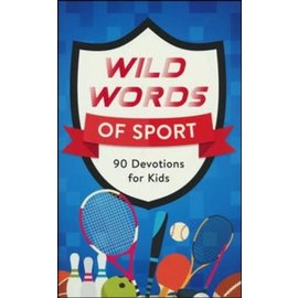 Wild Words of Sport (Tracy M. Summer), Paperback