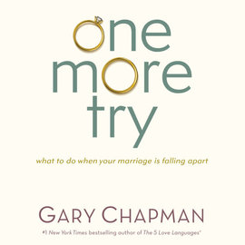AudioBook - One More Try (Dr. Gary Chapman)
