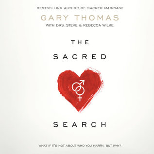 AudioBook - The Sacred Search (Gary Thomas)