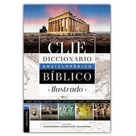 CLIE Diccionario enciclopedico biblico ilustrado (Alfonso Ropero) Hardcover