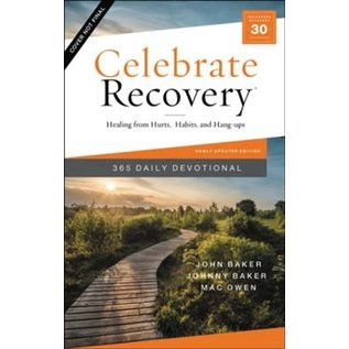 Celebrate Recovery (John Baker, Johnny Baker, Mac Owen), Hardcover