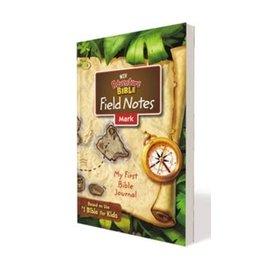 NIV Adventure Bible Field Notes: Mark (My First Bible Journal)