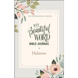 COMING MAY 2021: NIV Beautiful Word Bible Journal: Hebrews