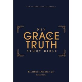 NIV Grace and Truth Study Bible, Hardcover