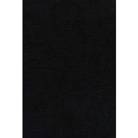 NIV Grace and Truth Large Print Study Bible, Black European Bonded Leather