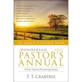 The Zondervan 2022 Pastor's Annual (T.T. Crabtree), Paperback
