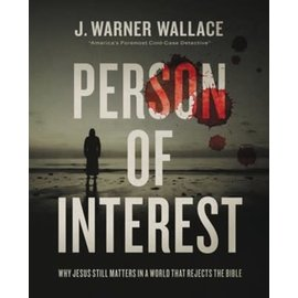 COMING AUGUST 2021: Person of Interest (J. Warner Wallace), Paperback