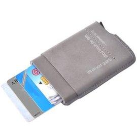 Men's Wallet - Man of God, Silver (RFID)