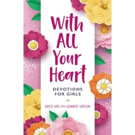 With All Your Heart (Kristi Holl), Hardcover