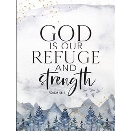 Magnet - God is our Refuge and Strength