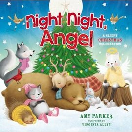COMING AUGUST 2021: Night Night, Angel (Amy Parker), Hardcover