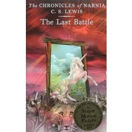 The Chronicles of Narnia #7: The Last Battle (C.S. Lewis), Paperback