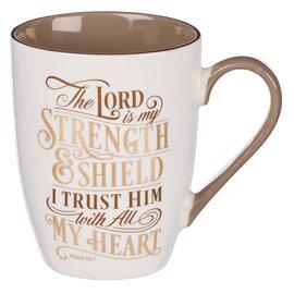Mug - The Lord is my Strength