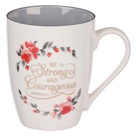 Mug - Be Strong & Courageous