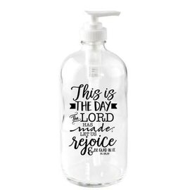 Soap Dispenser - This is the Day