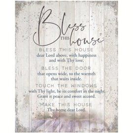 Wall Art - Bless this House