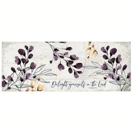 Wall Art - Delight in the Lord