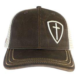 Hat - Cross Shield