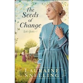 COMING SPRING 2021: Leah's Garden #1: The Seeds of Change (Lauraine Snelling), Paperback