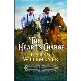 Hanger's Horsemen #2: Heart's Change (Karen Witemeyer), Paperback