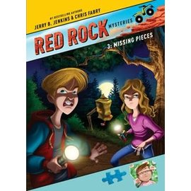 Red Rock Mysteries #3: Missing Pieces (Jerry B. Jenkins, Chris Fabry),, Paperback