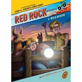 Red Rock Mysteries #4: Wild Rescue (Jerry B. Jenkins, Chris Fabry), Paperback