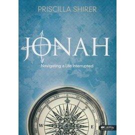 Jonah: Navigating a Life Interrupted, Member Book (Priscilla Shirer)