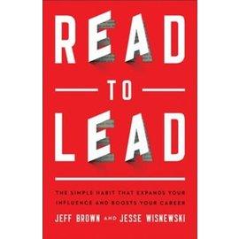Read to Lead (Jeff Brown and Jesse Wisnewski), Paperback