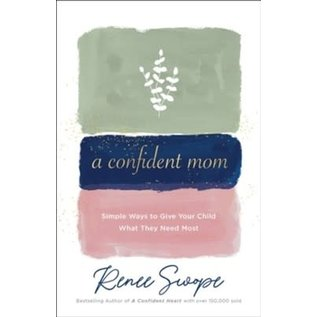 COMING SUMMER 2021 A Confident Mom (Renee Swope), Paperback