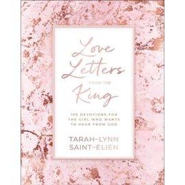 Love Letters from the King (Tarah-Lynn Saint-Elien), Hardcover