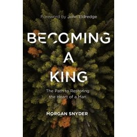 Becoming a King (Morgan Snyder), Paperback