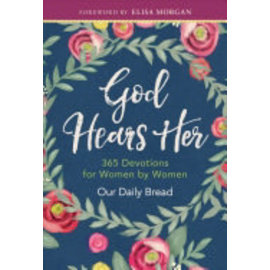 God Hears Her (Our Daily Bread), Hardcover