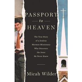 Passport to Heaven (Micah Wilder), Paperback