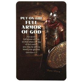 Pocket Card - Armor of God